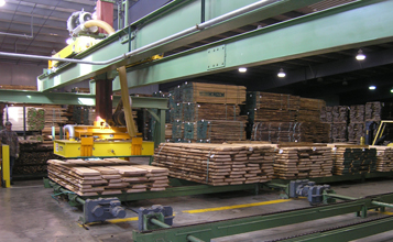 Our Sawmill Manufacturing Process | Horizon Wood Products