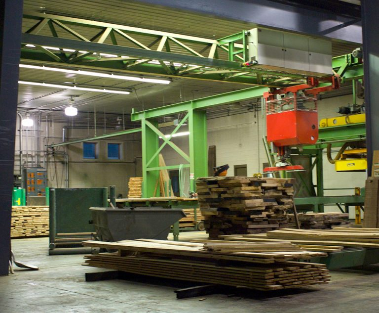 Horizon Wood production