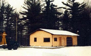 Horizon Woods first building